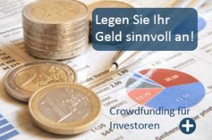 Crowdinvesting für Investoren